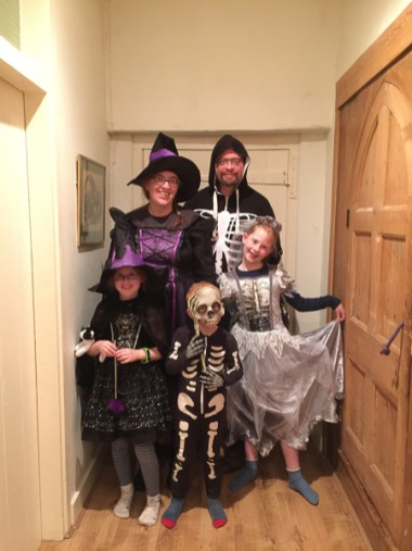 Halloween Bagnalls