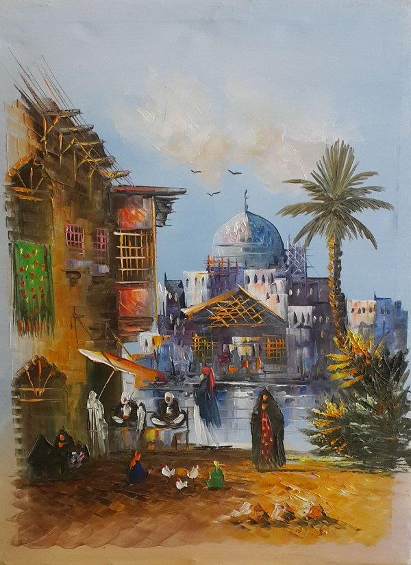 Iraqi Arts Paintings