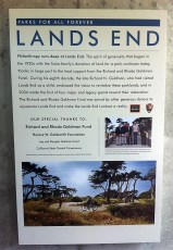 A bit of the history of Lands End
