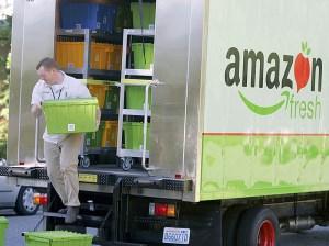 Amazon Fresh?