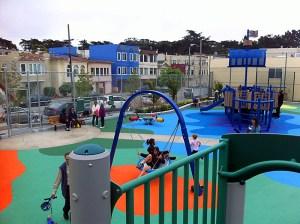 Cabrillo Playground