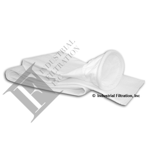 Donaldson Torit P033185-016-210 RF6 Filter Bag (Polyester Glazed w/ Copper Ground Wire)