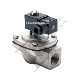 C&W SO008 – 3/4″ Solenoid Valve (Threaded)