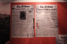 newspaper clipplings