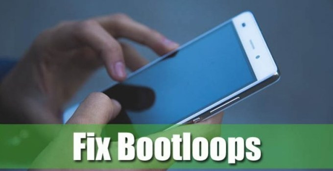 android medium bootloop