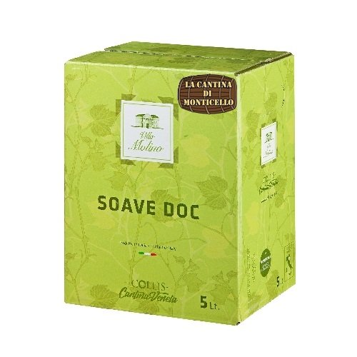 Bag in Box Villa Molino Soave DOC 5L fb