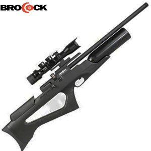 Brocock Bantam MK2 Sniper HR Huma Regulated PCP Air Rifle