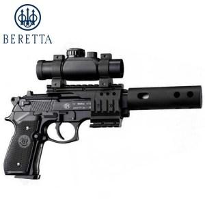 Umarex Beretta M92 A1 Blow Back  177 BB Air Pistol - Bagnall and