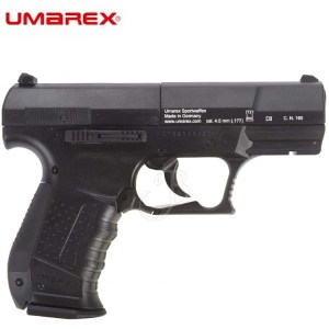 Walther CP99 Compact 4 5mm BB Air Pistol - Bagnall and Kirkwood