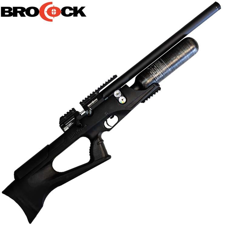 Brocock Bantam MK2 Sniper HR Huma Regulated PCP Air Rifle