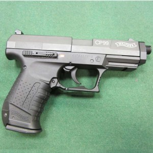 Used Walther CP99  177 Air pistol Ref:734 - Bagnall and Kirkwood