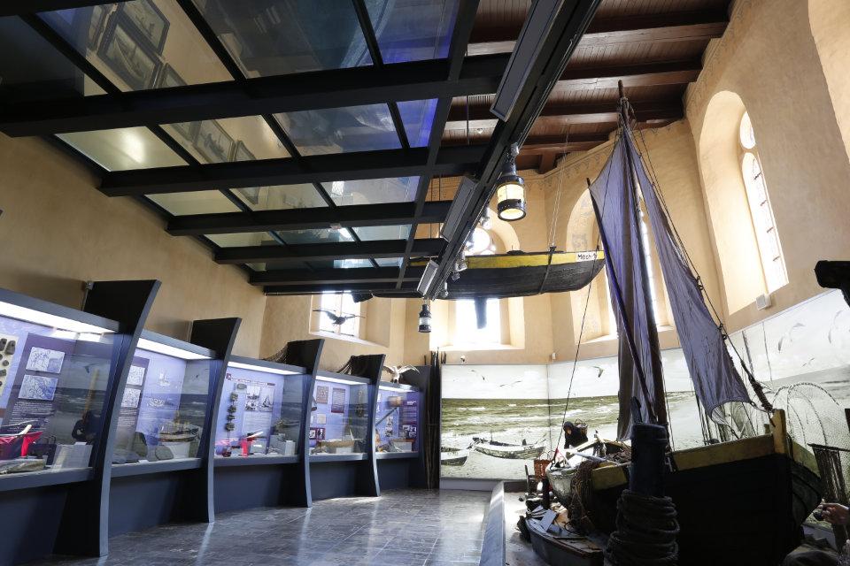Muzeum Rybołówstwa, Foto Paweł Jóźwiak