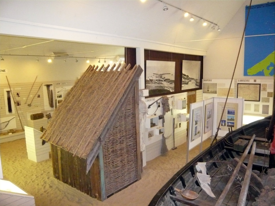 Gilleleje Skibshallerne, Museum Nordsjælland