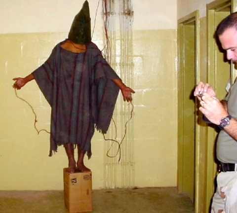 U.S. Army atrocities at Abu Ghraib prison, Iraq