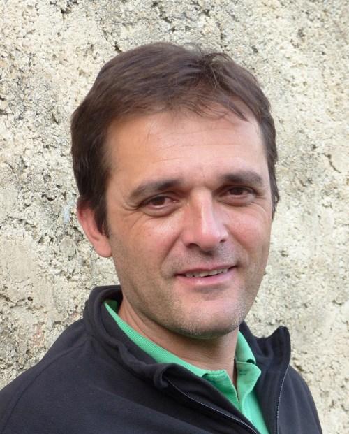 David mayor of Gallicano