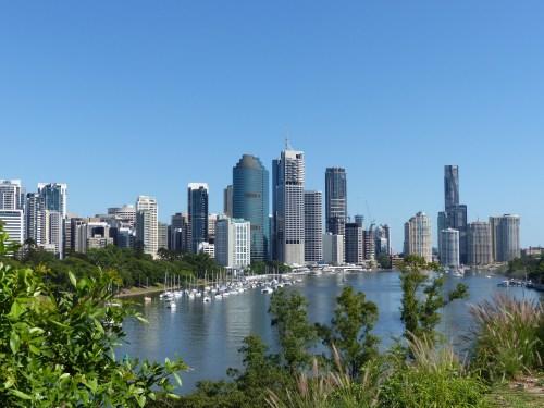 # Brisbane city