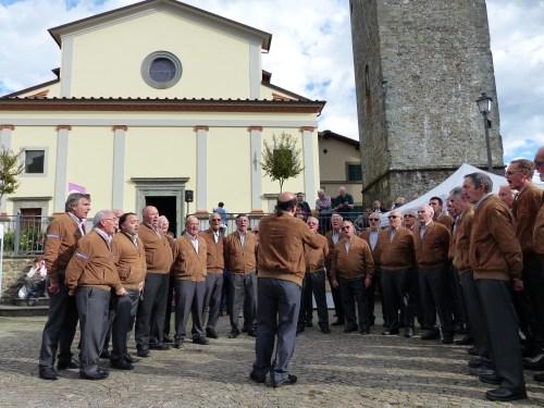 Cascio chestnut festival