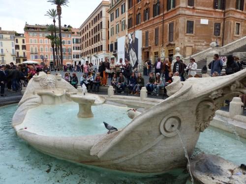 La Barca Rome