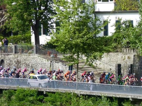 Giro d'Italia in Bagni di Lucca