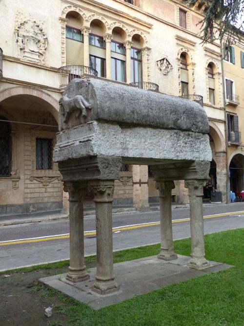 Tomb of Antenore Padova