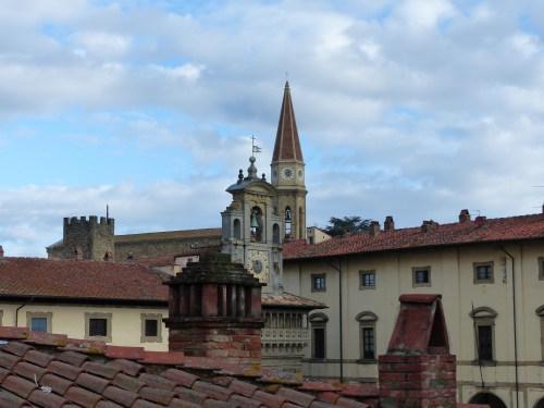 Arezzo early morning