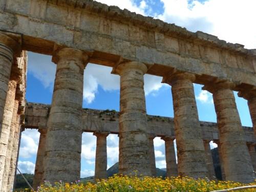 Doric temple Segesta