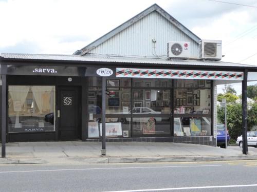 Sarva West End