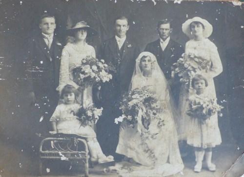 Wedding of Matti and Dolly