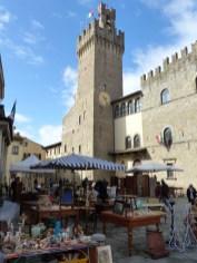 Arezzo market