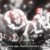 Shingeki No Kyojin EP 2 - Mankind is still falling