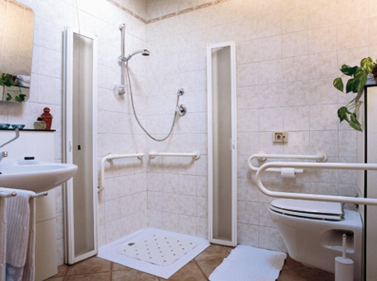 Bagno per disabili dwg design casa creativa e mobili u design per
