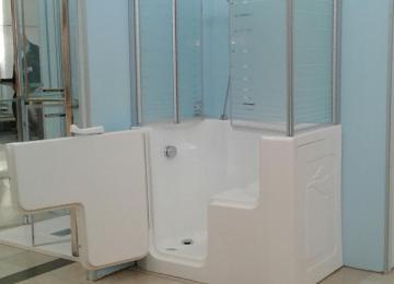 Vasca da bagno con sportello e doccia come scegliere tra vasca da