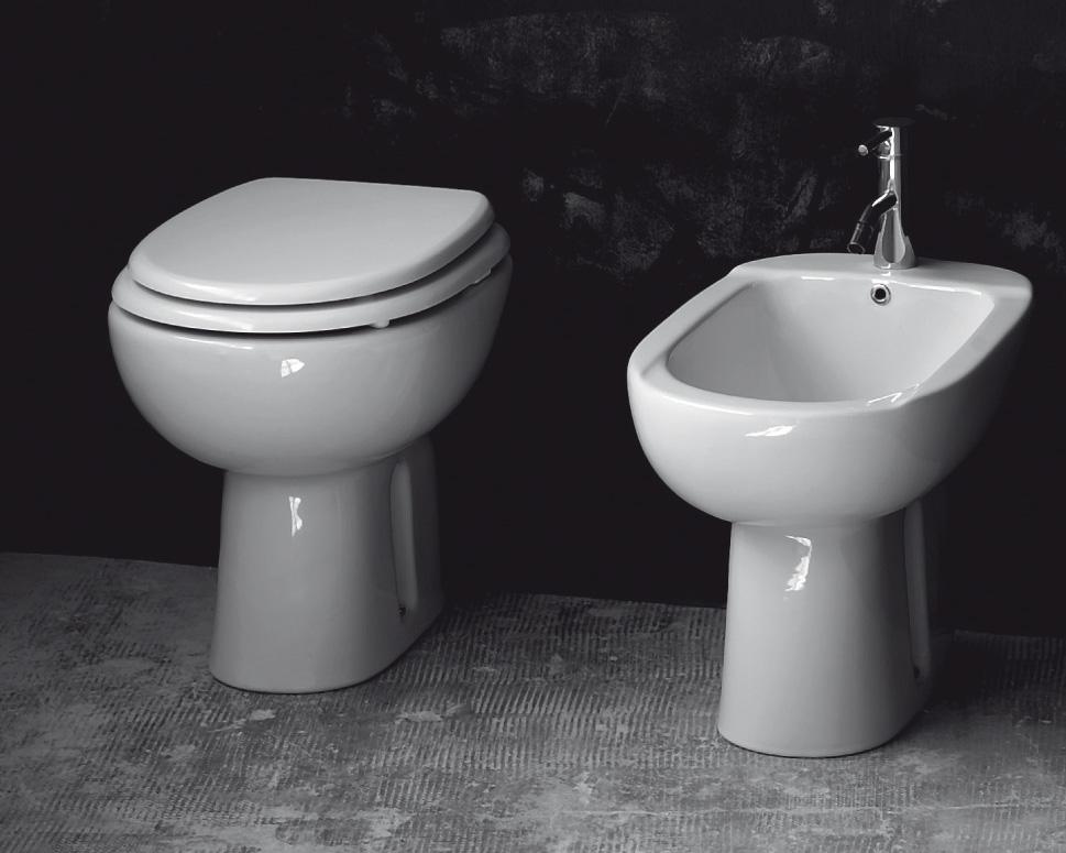 Sanitari bagno Alba