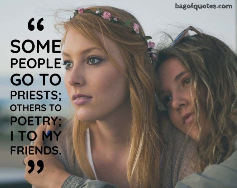 Beautiful Friend Quotes In English