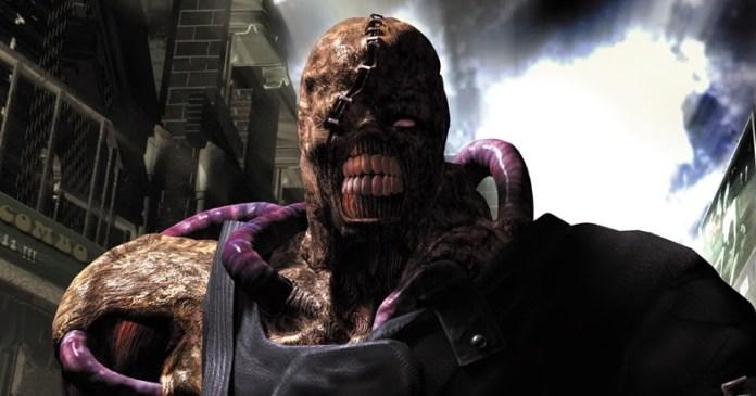 Risultati immagini per resident evil 3 nemesis