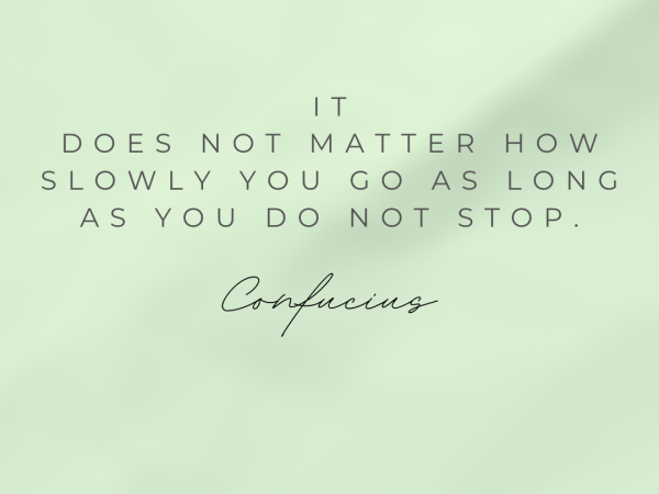 Travel quotes: Confucius