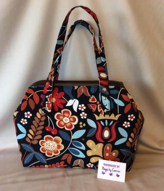 Medium Flower Bag