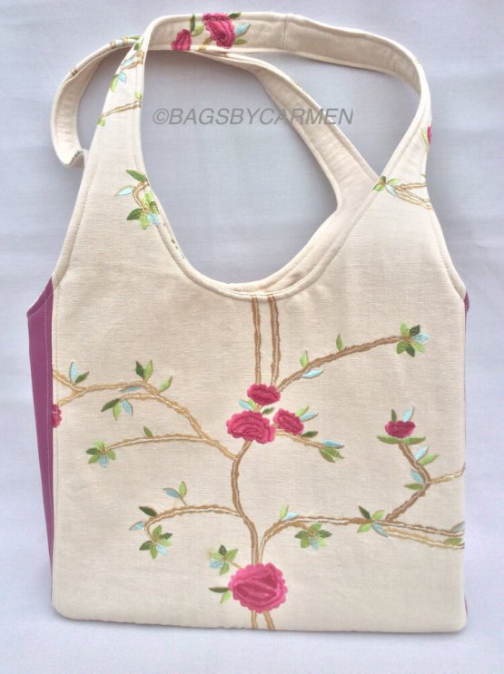 Sewing Workshop August Tote Bag_Front