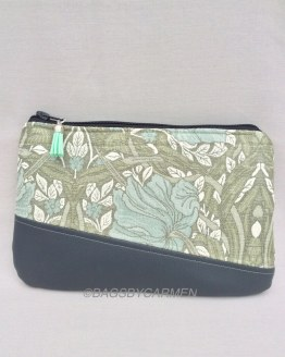 Workshop March Clutch Bag