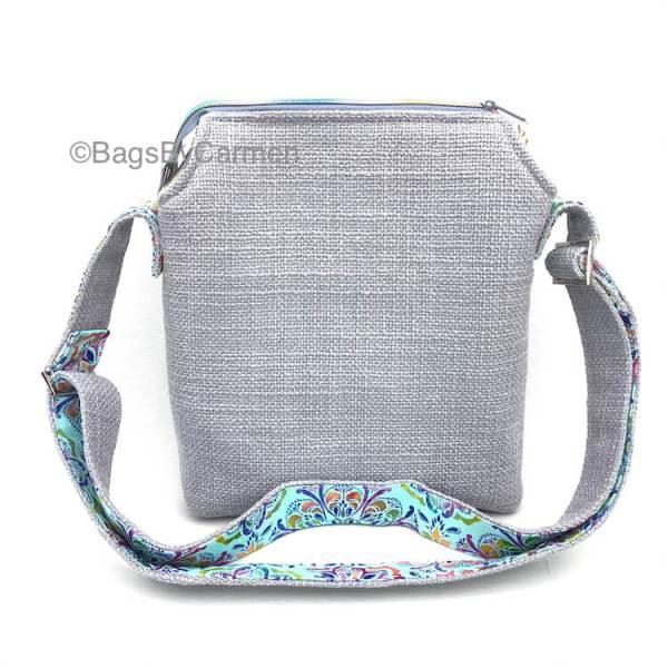Shoulder Bag – Butterfly Print