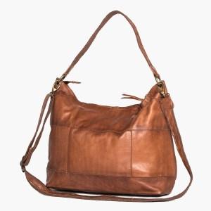 Rugged Hide Emma Leather Handbag