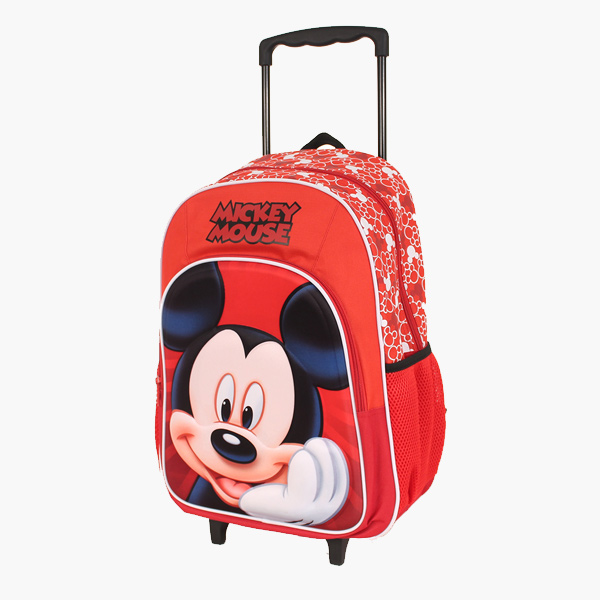 Mickey Mouse Kids Trolley Backpack