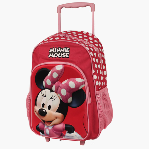 308a9ffcd7 Minnie Mouse Trolley Backpack
