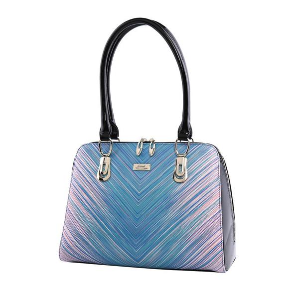 Serenade Eve Leather Handbag