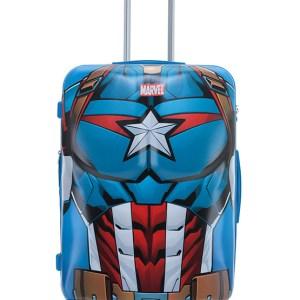 Captain America Luggage