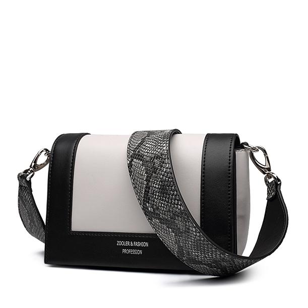 Клатч женский мини сумка черная белая черно-белая через плечо купить цена в Украине