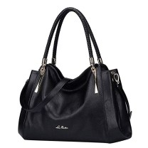 Designer Luxury handbag black