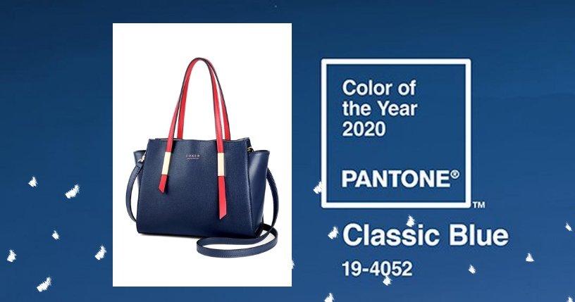 Pantone®  назвал главный цвет 2020 года