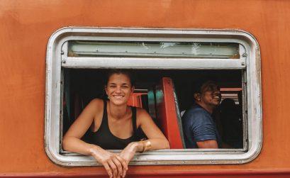 Trein Sri Lanka Kandy Ella