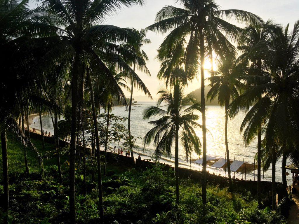 marimegmeg beach El Nido filipijnen